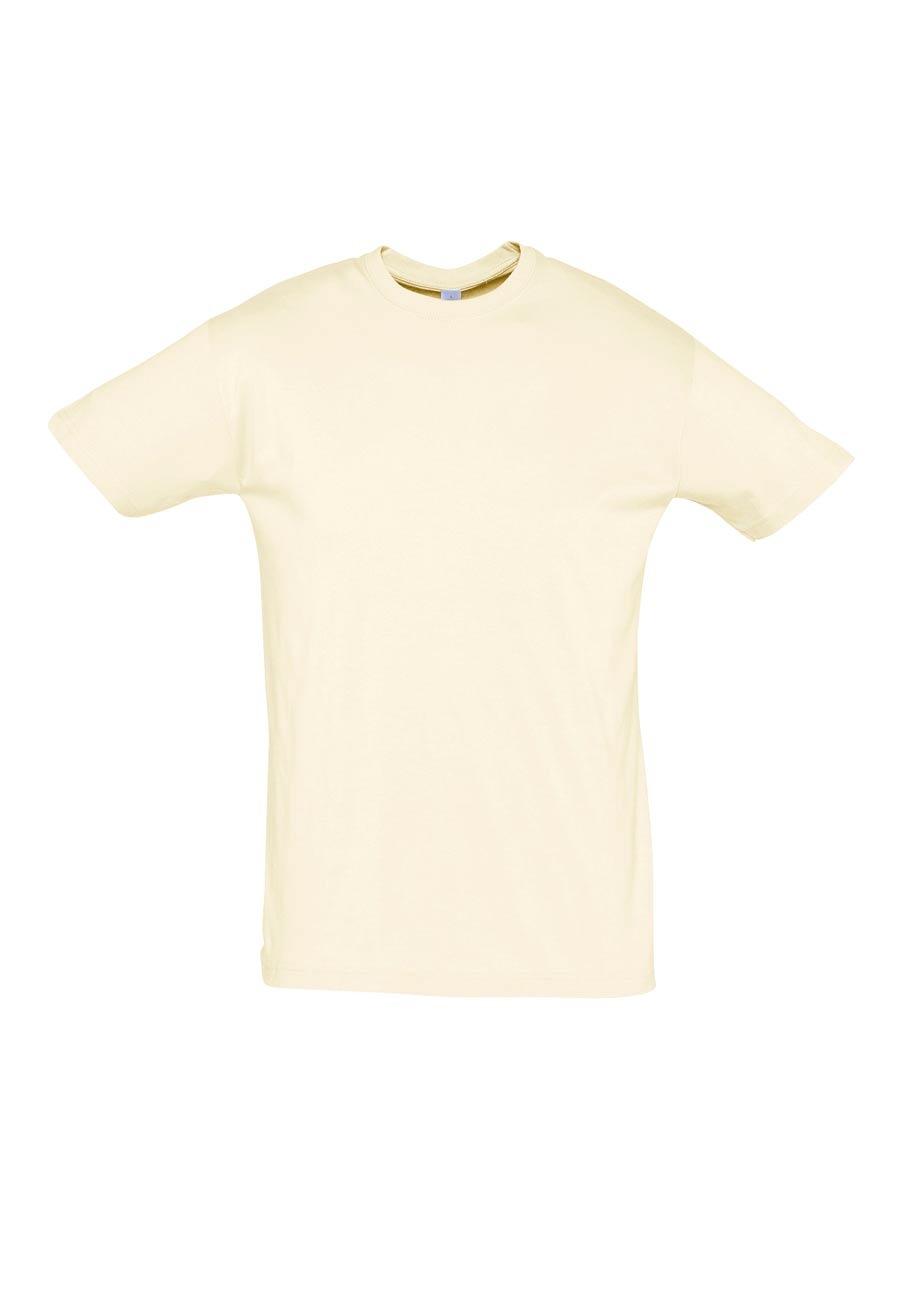 camiseta basica manga corta unisex