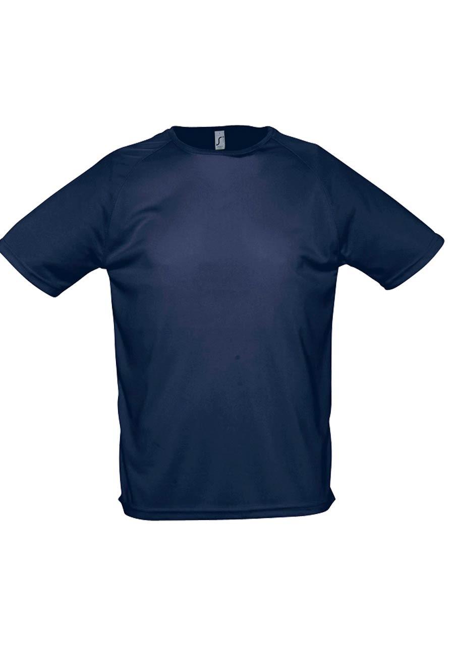 Camiseta deporte tecnica unisex