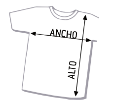 Camiseta de manga corta y de pico RolyVICTORIA