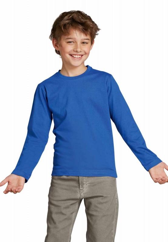Camiseta niño manga larga unisex