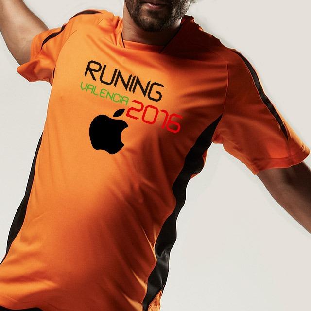 baa25843d VALENCIA. Descubre nuestras camisetas de deporte personalizadas ...