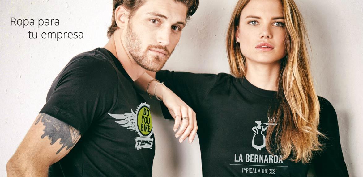 fca97eb4705 Ropa laboral personalizada. Camisetas, polos, delantales