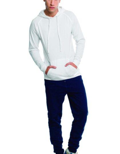 Camiseta manga larga con capucha NATH EMO