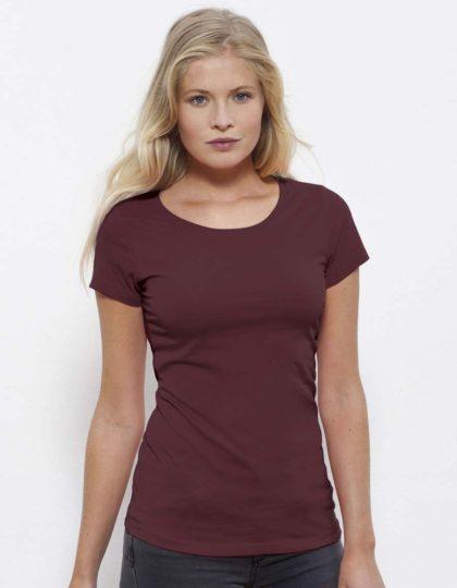 Camiseta con escote redondo Stanley Stella Wants