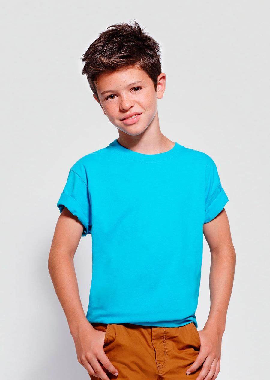 0141b8e3643 Camiseta de manga corta de niño Roly Braco