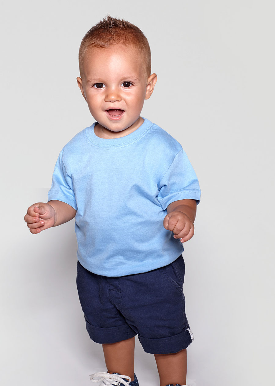 0dd6a03d1 Camiseta de manga corta de bebe Roly Baby