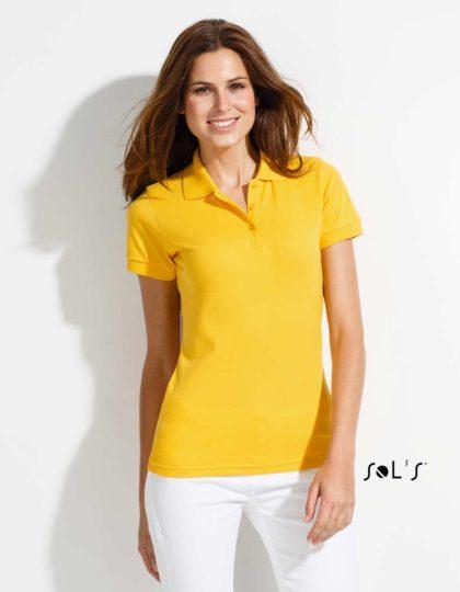 camisa amarillo
