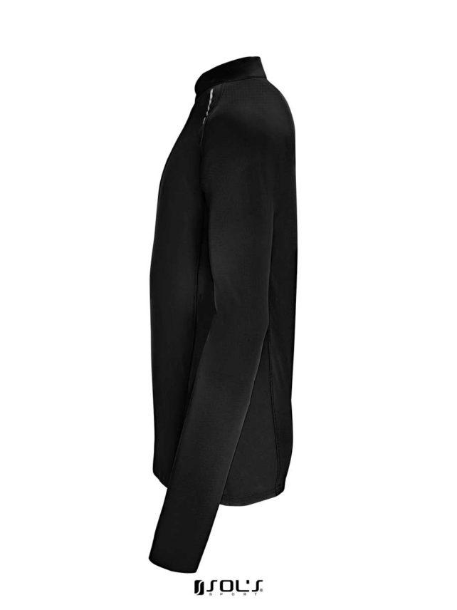 camisa tecnica negra