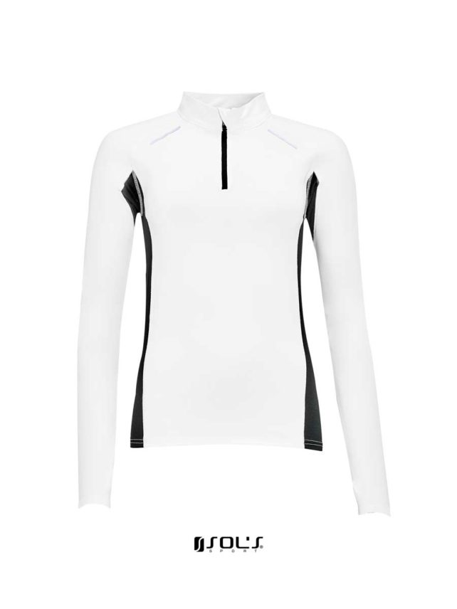 camisa tecnica blanca