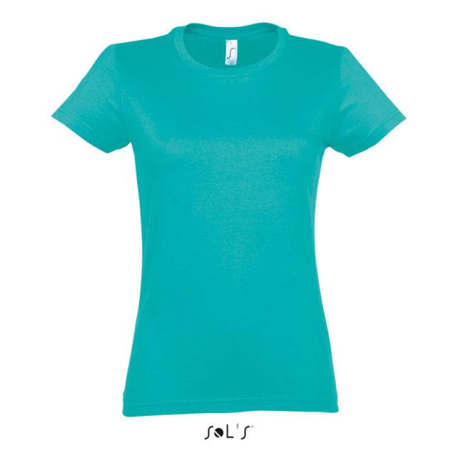 camiseta imperial women blue