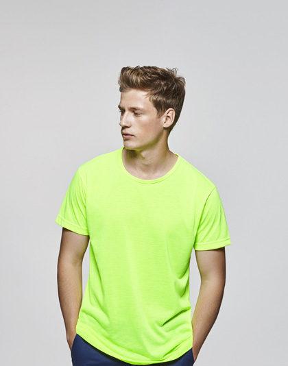 camiseta hombre color