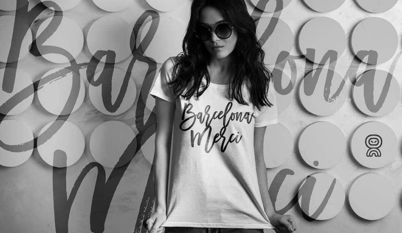 Personalizar camisetas barcelona. estampacion camisetas barcelona