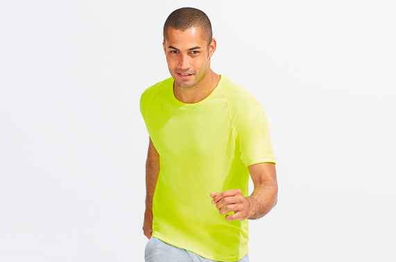 camiseta deportiva personalizada
