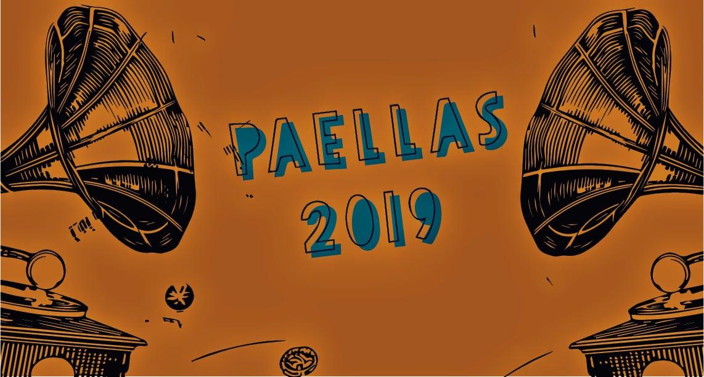 camisetas paellas 2019 valencia alicante castellón