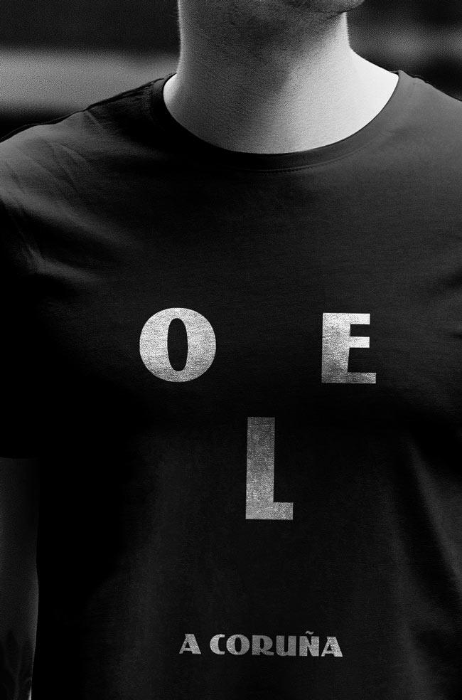 camisetas personalizadas la coruña