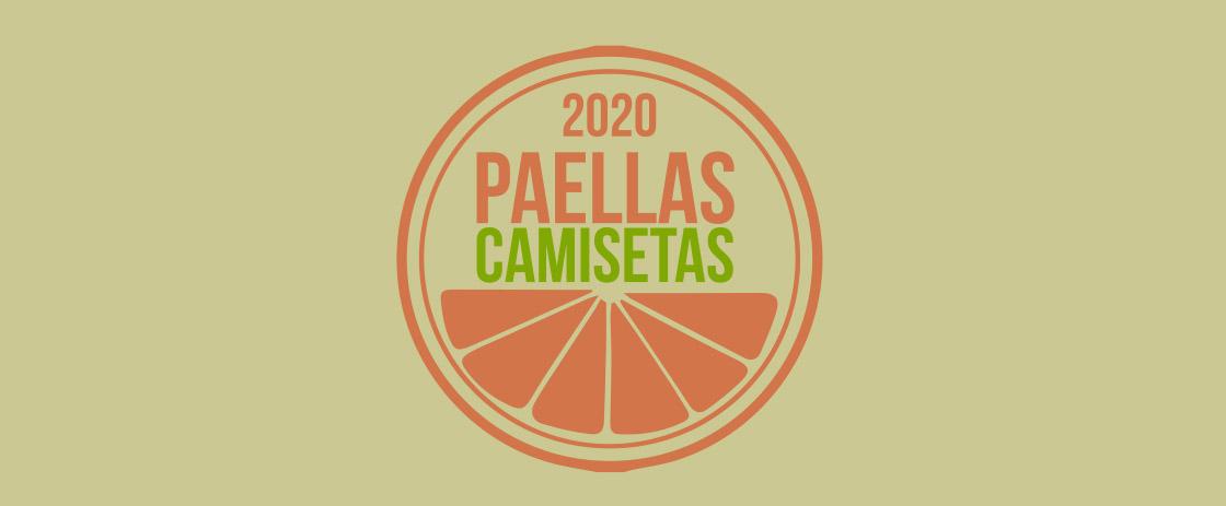 camisetas paellas universitarias valencia 2020