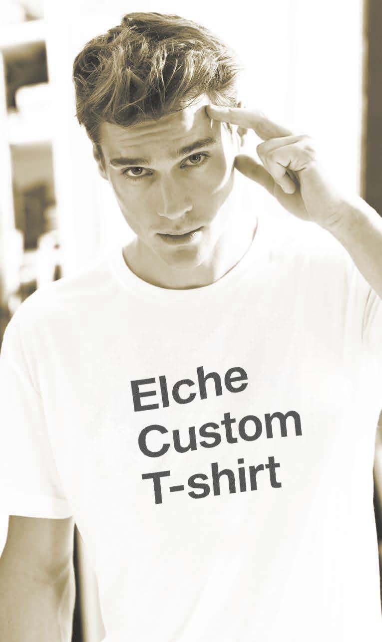 camisetas personalizadas elche