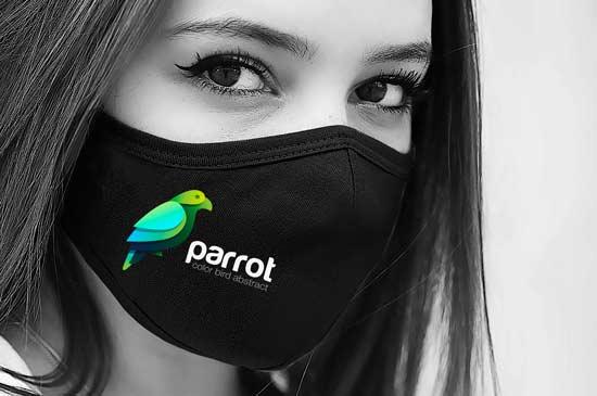 diseñar mascarillas personalizadas reutilizables