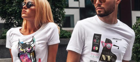 camisetas personalizadas pareja