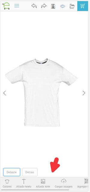 Como diseñar camisetas primer paso