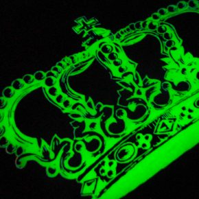Impresión de camisetas fotoluminiscente