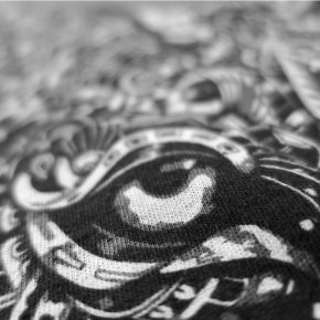 Serigráfia 1 color textil