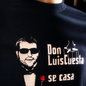 Camisetas despedida de soltera/soltero